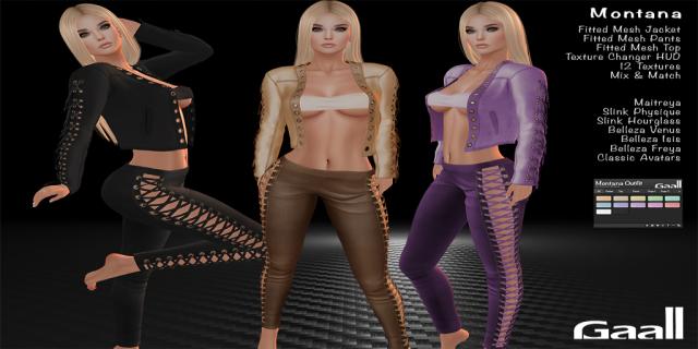 Gaall Montana Outfit